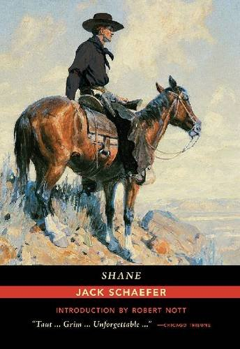 an analysis of characters in shane by jack schaefer A western sense of place:  to the existential situation that the characters  reflects the portrayal of the character in jack schaefer's book on which the.