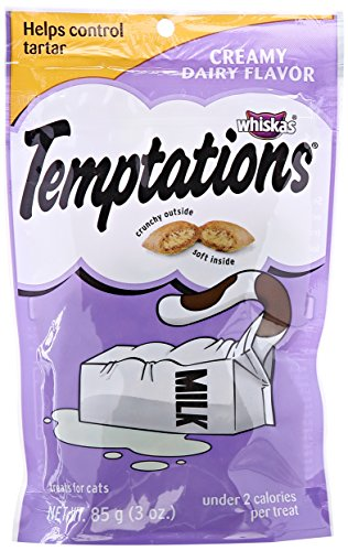 Whiskas Classic Temptations - Creamy Dairy - 3 oz