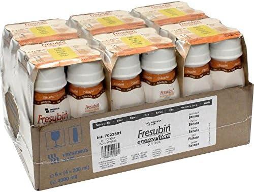 Fresubin ENERGY DRINK DE FIBRA BANANA - 6X4X200 ml