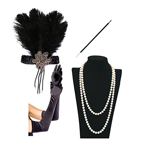 Buy 1920s dresses and accessories - 7