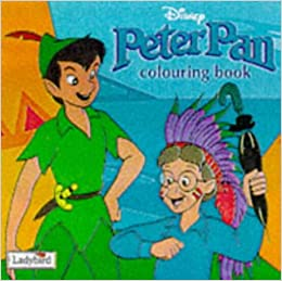 Peter Pan Colouring Book (Disney: Classic Films ...