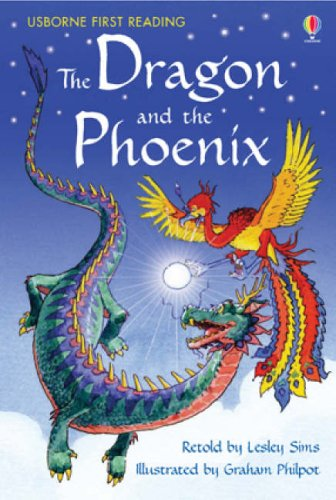The Dragon and the Phoenix (First Reading) (2.2 First Reading Level Two (Mauve))