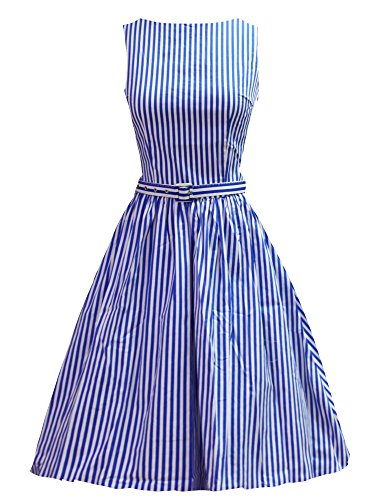 LUOUSE-Womens-Vintage-1950s-Rockabilly-Swing-Party-Cocktail-Dress