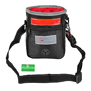Amazon.com : Pet Industries Dog Treat Training Pouch with