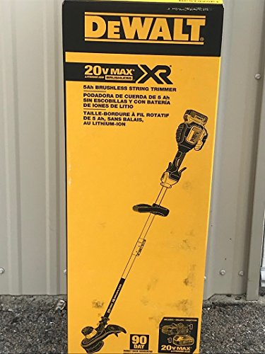 DEWALT 20v Brushless String Trimmer...