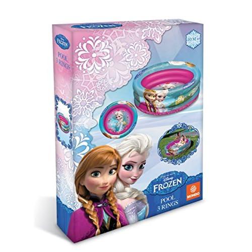 mondo A1504799 - Piscine Pour Enfants - La Reine Des Neiges - 100 Cm