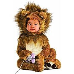 Rubie's Costume Infant Noah Ark Lion Cub Romper, Brown/Beige, 6-12 Months