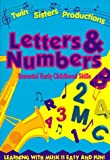 Letters and Numbers, Kim Mitzo Thompson and Karen Mitzo Hilderbrand, 188233115X