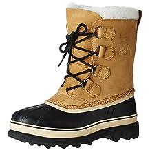 Sorel Men's Caribou NM1000 Boot,Buff,10 M