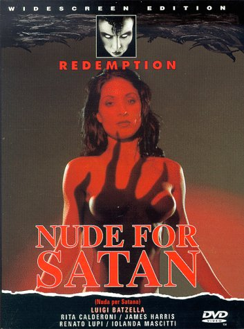 Nude For Satan by Image Entertainment