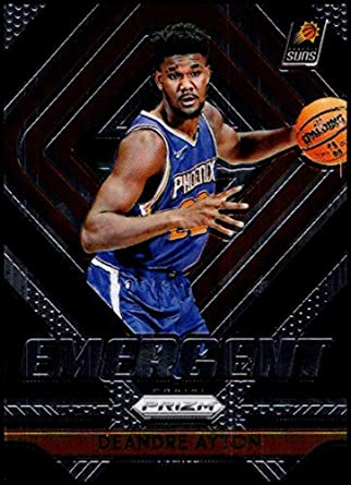 2a7fc9701a93 2018-19 Panini Prizm Emergent  1 Deandre Ayton NM-MT Phoenix Suns Official
