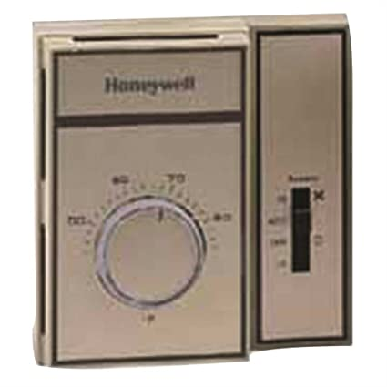 Honeywell Thermostat Line Voltage Snap Action