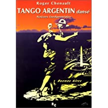 Tango argentin, danse, notions fondamentales