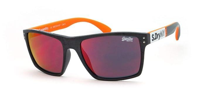 Superdry - Gafas de sol - para hombre Gris Matte Grey Large ...