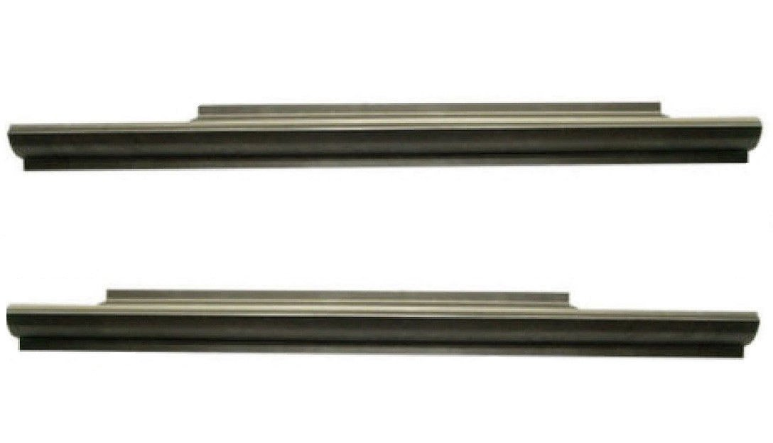 Motor City Sheet Metal - Works With 1994-2002 Dodge Ram Regular and Extended 2Dr Outer Rocker Panel Pair