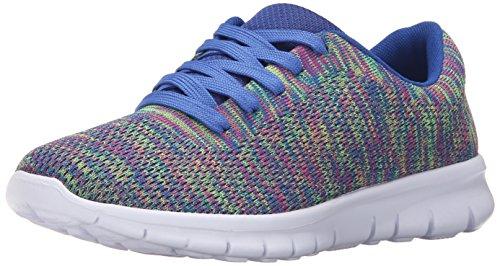 Flojos Women's Peacock Walking Shoe - Rainbow - 10 B(M) US