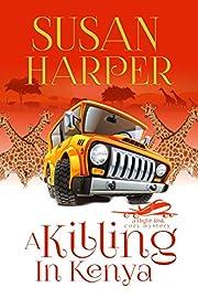 A Killing in Kenya (Flight Risk Cozy Mystery Book 2)
