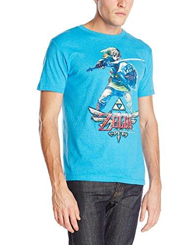 Nintendo Mens Skyward Link T Shirt