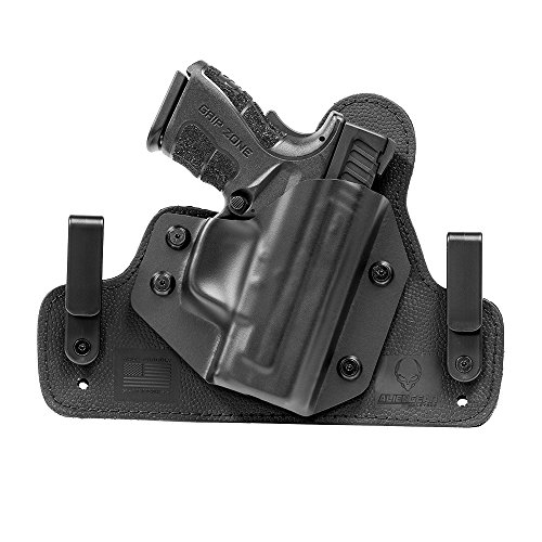 Alien Gear Holsters Cloak Tuck 3.0 IWB Holster (Glock 19, Right)