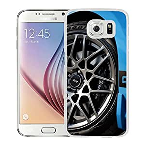 New Beautiful Custom Designed Cover Case For Samsung Galaxy S6 With Shelby Gt500 2013 (2) Phone Case