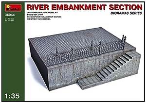 MiniArt 36044 - Dique para río a escala 1:35