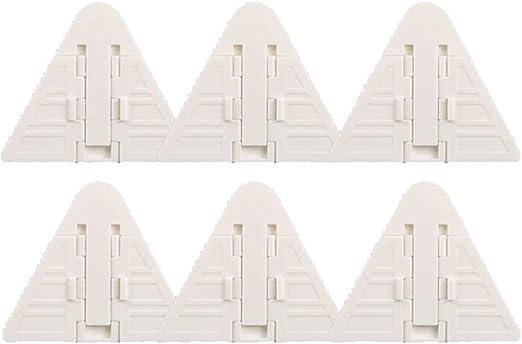 Fliyeong - Pack de 6 Cierres de Puerta corredera para Seguridad de ...