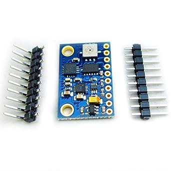 HiLetgo GY-80 Nine-Axis Accelerometer BMP085 Three-Axis Gyroscope Atmospheric