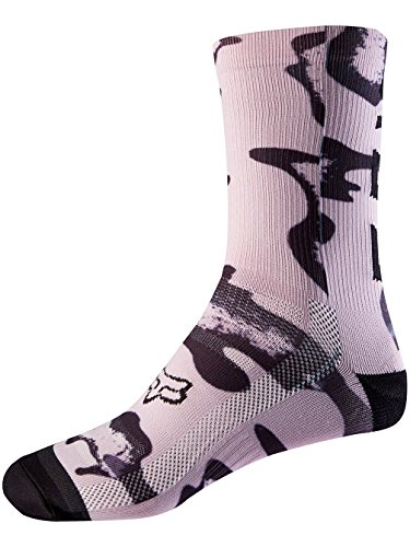 Fox Racing Trail Print 8in Sock - Women's Lilac, One ()