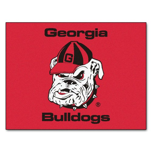 FANMATS NCAA University of Georgia Bulldogs Nylon Face All-S