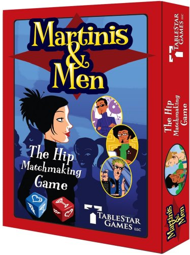 Martinis and Men (Tablestar Games)