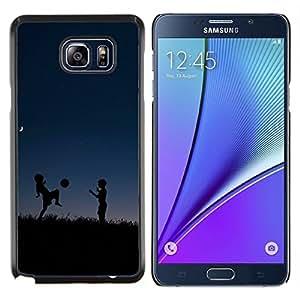 "For Samsung Galaxy Note5 / N920 , S-type Naturaleza Hermosa Forrest Verde 22"" - Arte & diseño plástico duro Fundas Cover Cubre Hard Case Cover"