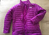 The North Face Reversible Mossbud Swirl Jacket Girls'...