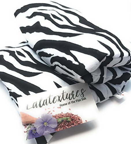 Lavender, EXTRA Large 11 x 21 microwave heating pad, Hot/col