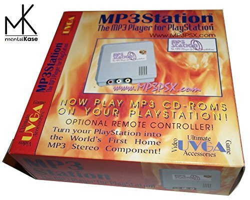 Codes Replay Action Cheat (mentalKase® MP3Station - MP3 Player & Gameshark/Game Enhancer for PlayStation w/100's of Cheat Codes Incl. View PSX movies on Game CD's + Memory Card Editor (Play Imported/Backup PSX Games Too!))