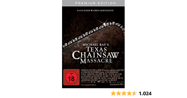 Michael Bays Texas Chainsaw Massacre Premium Edition ...