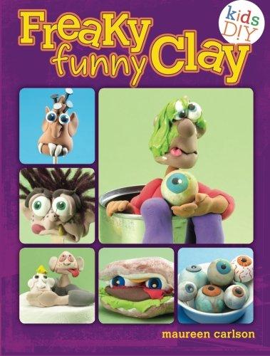 Freaky Funny Clay (Kids DIY)