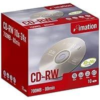 Imation CD-RW Rewritable 700 MB- 80min