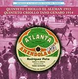 Argentina - Homenaje a La Guardia Vieja Del Tango 1913-1914 by Quinteto Criolla El Aleman (2004-11-16)