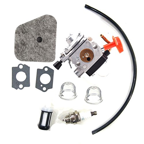 Carburetor Carb Gasket Air Filter Fuel Line Spark Plug For Stihl KM100R KM110R KM90R SP90 SP90T FS90K HL90 HL95 HL95K S100RX FS110R FS110X FS110RX FC100 FC110 FC90 FC95 FS90R FS100 FS87R FS90K -  HQ parts