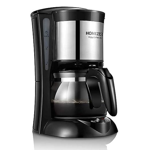 WRZ Máquina de café pequeña cafetera en casa Aislamiento ...