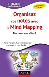 Organisez vos notes avec le Mind Mapping - Dessinez vos idées ! : Dessinez vos idées ! (Efficacité professionnelle)