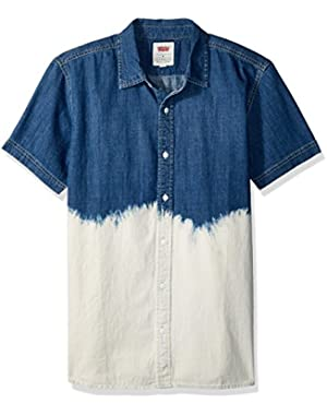 Men's Shasta Short Sleeve Denim Shirt