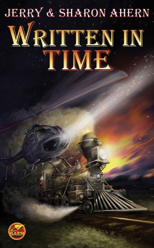 Written in Time Front Cover