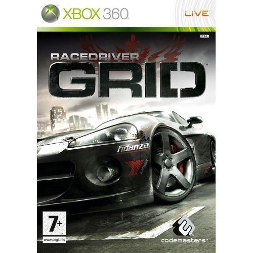 Codemasters Race Driver: GRID - Xbox 360 - Juego (Xbox 360, Racing, Codemasters, E10 + (Everyone 10 +)): Amazon.es: Videojuegos