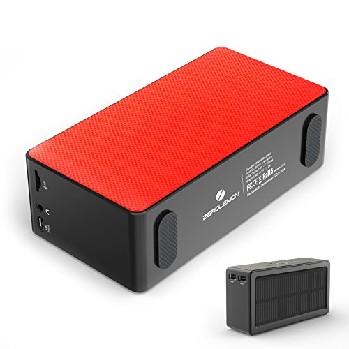 Power Bank With Speaker - 8