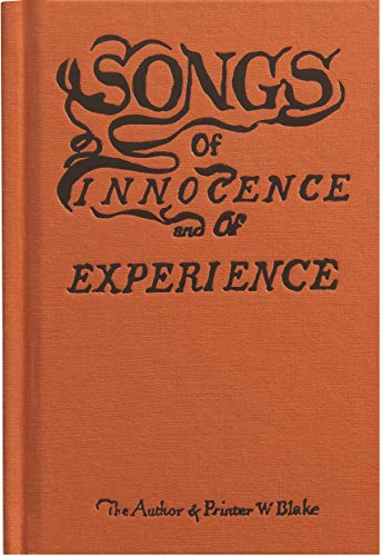 Blake's Songs of Innocence and Experience (Cover may vary)