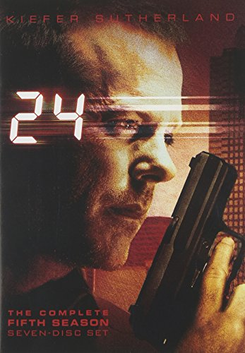 DVD : 24: Season Five (Dubbed, , Dolby, AC-3, Repackaged)