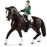Schleich 42358 North America Showjumper with Horse Figure