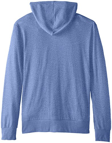 eco Et Homme Bleu Éclair Blue Sweat shirt Alternative Pour À Pacific Fermeture Capuche wvxawIOq
