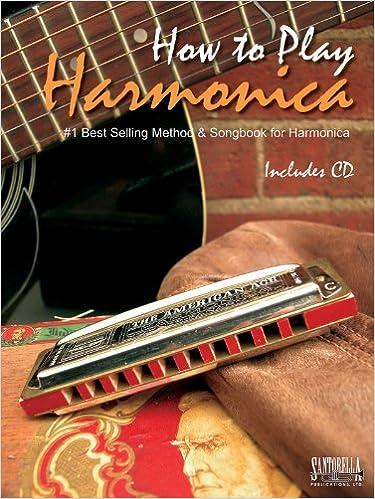 Play Harmonica Step One Book//Cd